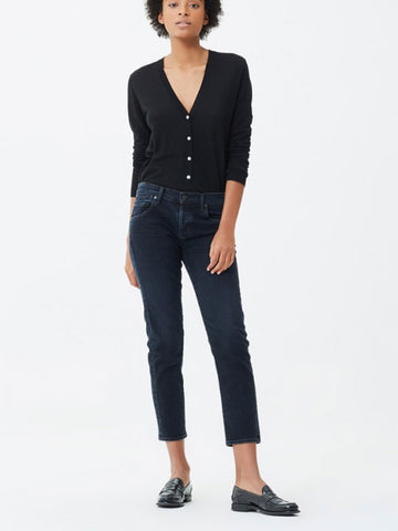 Citizens of Humanity Emerson Boyfriend Jeans in Nightshade