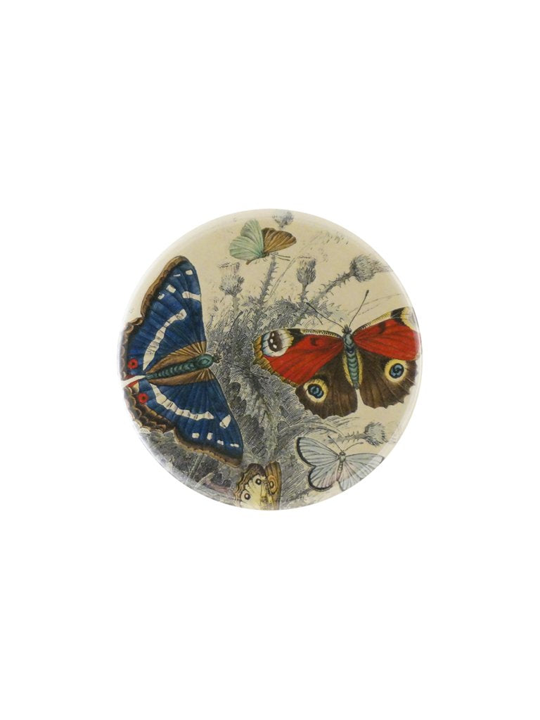 John Derian Butterflies Pocket Mirror