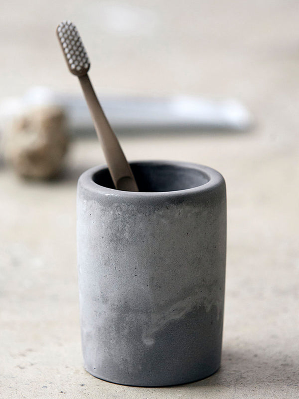 House Doctor Cement Tumbler