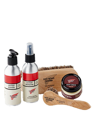 Redwing Leather Care Gift Pack
