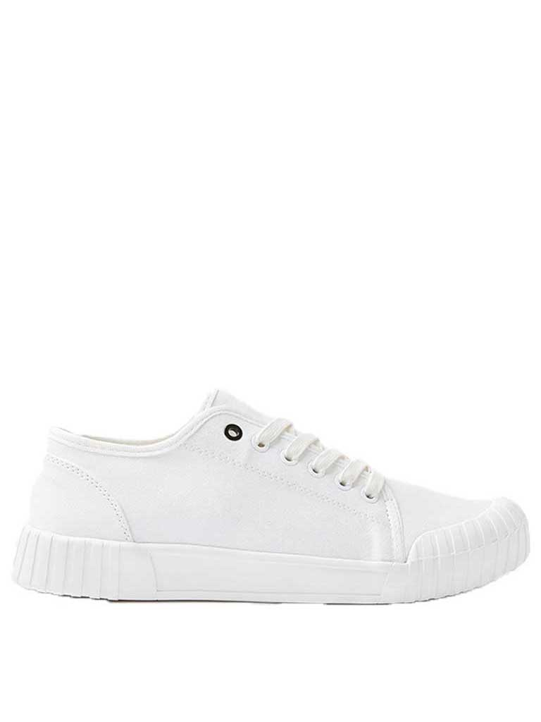 Good News Bagger Low Top in White