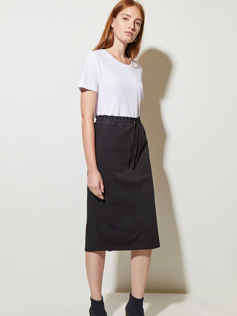 Great Plains Limelight Skirt in Black