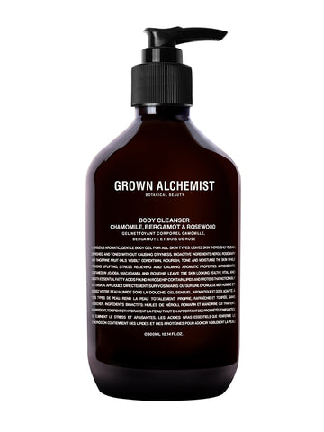 Grown Alchemist Body Cleanser in Chamomile, Bergamot & Rosewood