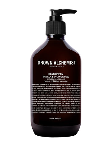 Grown Alchemist Hand Cream in Vanilla & Orange Peel
