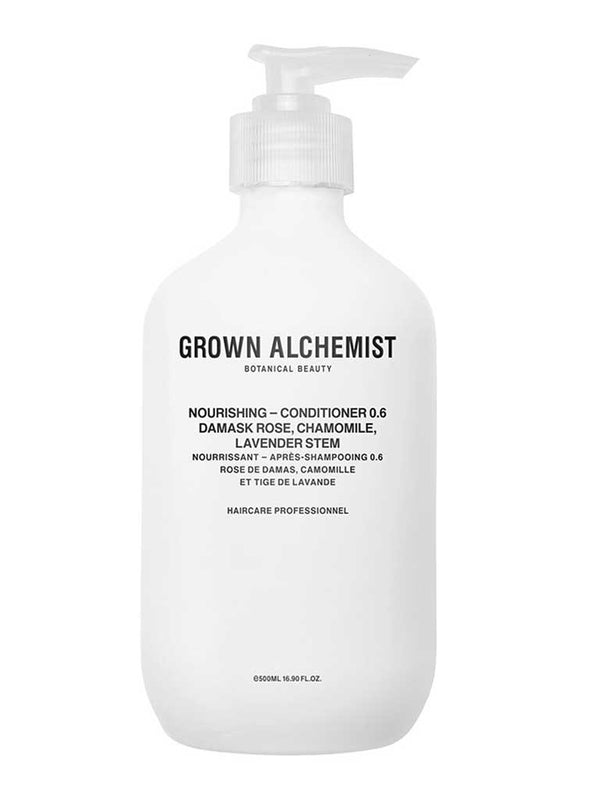 Grown Alchemist Nourishing Conditioner Rose, Chamomile and Lavender