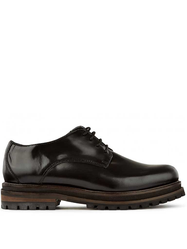 Hudson Hollin Shoe in Black
