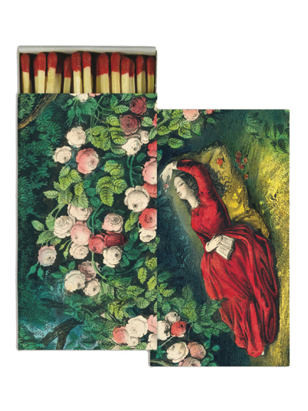 John Derian Sleeping beauty Matches