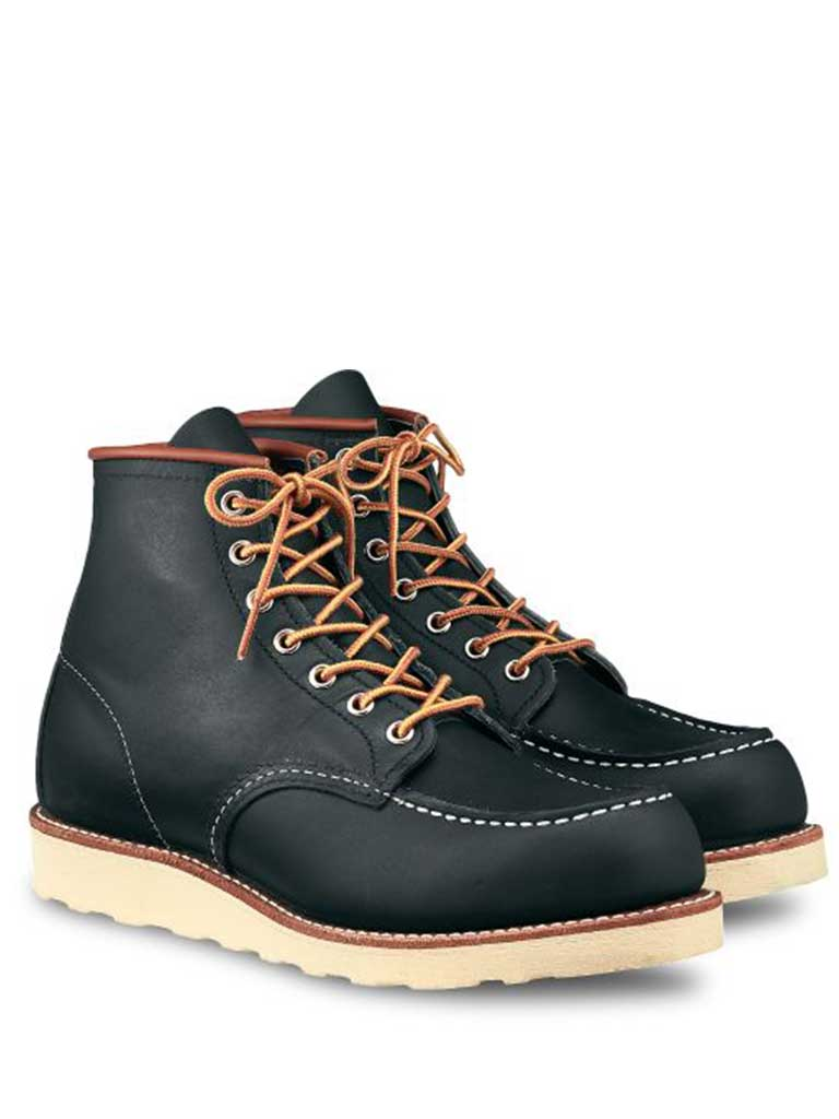 Redwing 8859 Moc Toe in Navy
