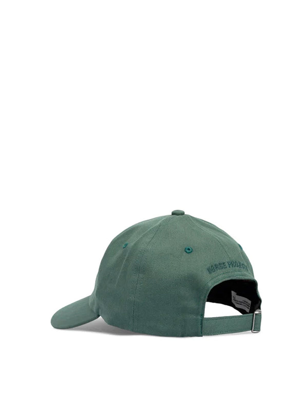 Norse Projects Sports Cap in Dartmouth Green