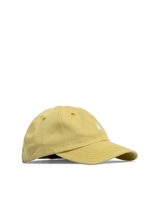 Norse Projects Sports Cap in Chartreus Green