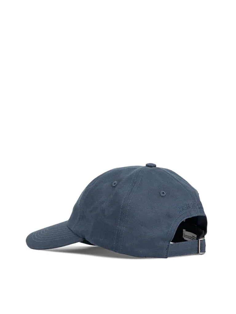 Norse Projects Twill Sport Cap in Dark Navy