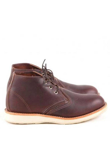 Redwing Brown Chukka Boot