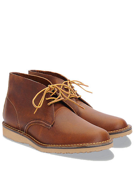 Redwing 3322 Weekend Copper Boot