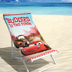 BEACH TOWEL – CARS 2 BUDDIES