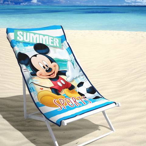 BEACH TOWEL – MICKEY SUMMER