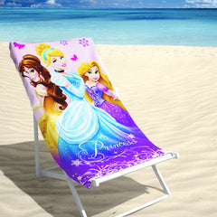 BEACH TOWEL - PRINCESSES