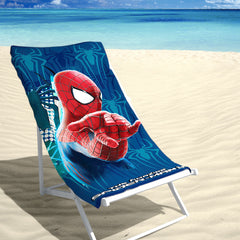 BEACH TOWEL - SPIDERMAN