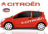 Citroen Logo sticker kit. - Vinyl Vision