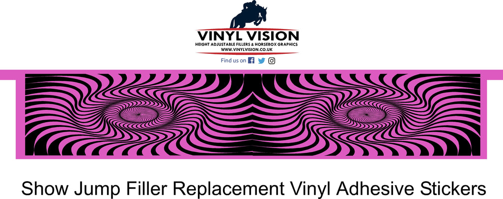 Vortex - Replacement Stickers - Vinyl Vision