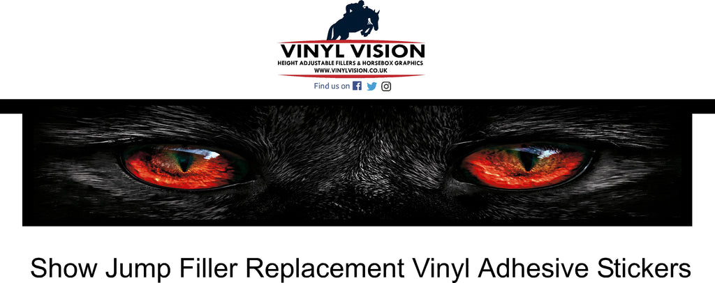 Animal Eyes - Replacement Graphics - Vinyl Vision