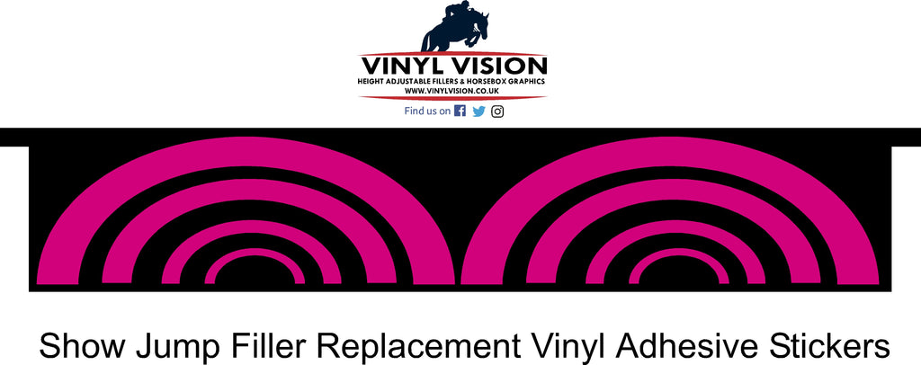 Arches - Filler sticker - Vinyl Vision