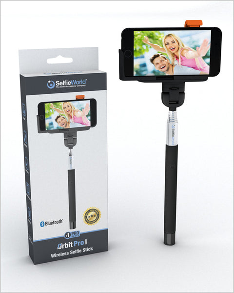 All Selfie World products come with professional retail-ready packaging as standard