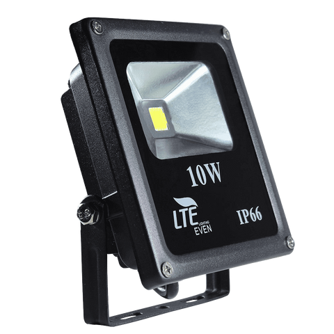 LTE 10W Super Bright Outdoor LED Flood Lights