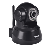 TENVIS JPT3815W Wireless IP Pan-Tilt-Night Vision-Audio Surveillance Camera with Remote Monitoring