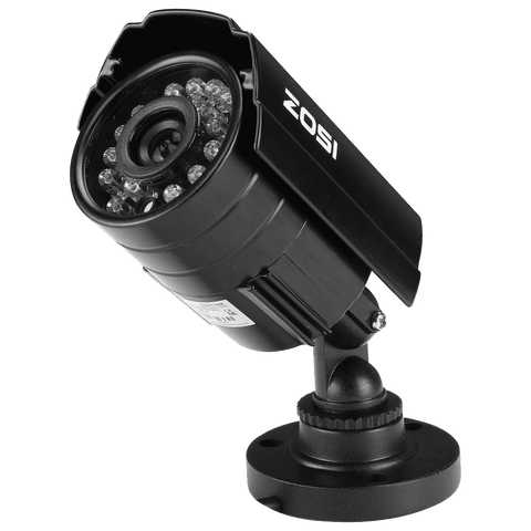 ZOSI HD 700TVL 24 IR-LEDs CCTV Camera Home Security Day-Night Waterproof Camera