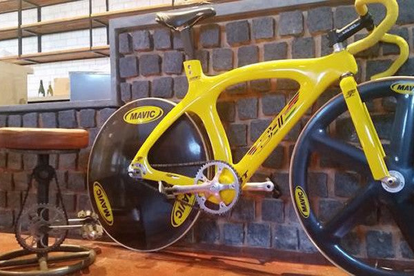 Adelaide's Newest Cycling Cafe Opens Doors