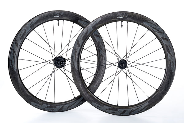 Wheels - ZIPP 404 NSW Carbon Clincher Tubeless