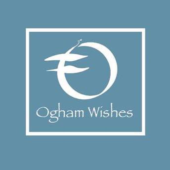 Ogham Wishes Logo Irish Gifts
