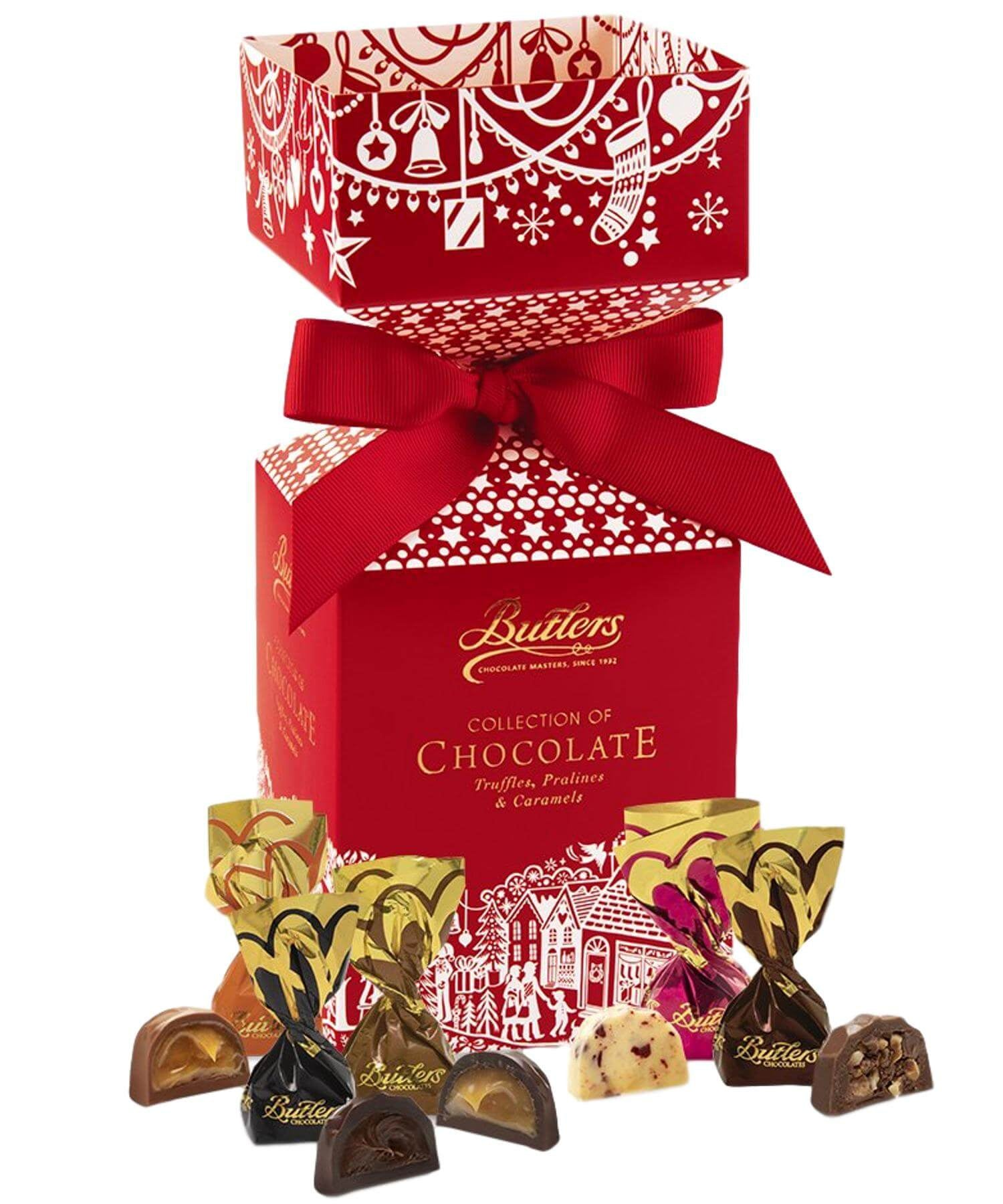 Yuletide Cracker - [Butlers Chocolate] - Food Gifts - Irish Gifts