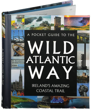 Pocket - Wild Atlantic Way - [Gill & MacMillan] - Books & Stationery - Irish Gifts