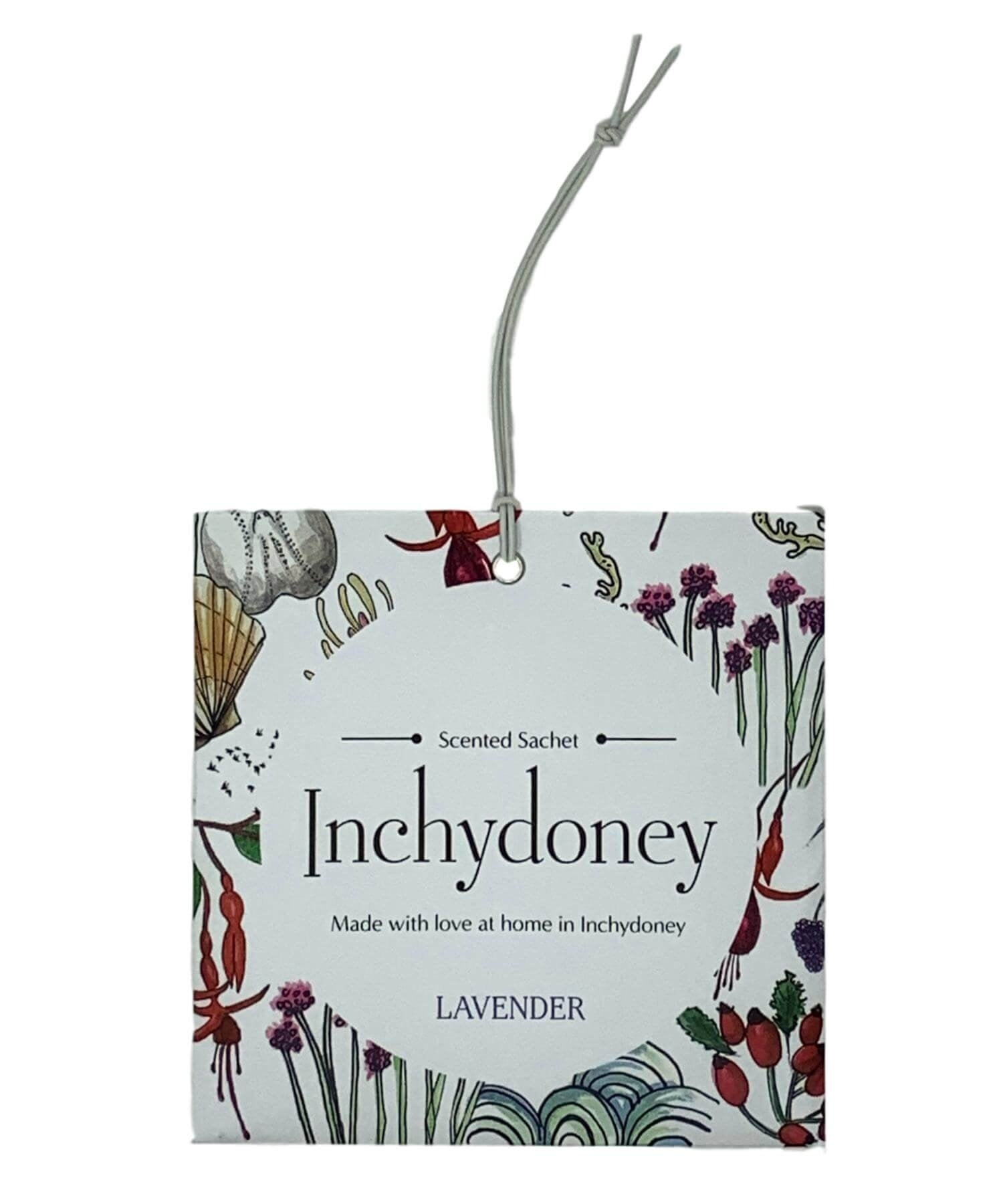 Scented Sachet - Lavender - [Inchydoney Candles] - Home Fragrance - Irish Gifts