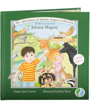 The Adventures of Johnny Magory Collection - [Johnny Magory] - Books & Stationery - Irish Gifts