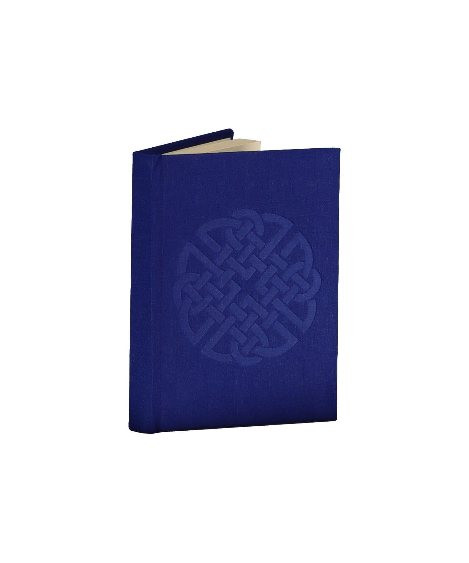 Dara Knot Pocket Notebook - Ocean Duffy Bookbinders Books