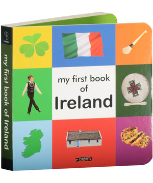 My First Book of Ireland - [The O'Brien Press] - Books & Stationery - Irish Gifts