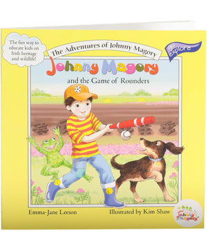 Johnny Magory and the Game of Rounders - [Johnny Magory] - Books & Stationery - Irish Gifts