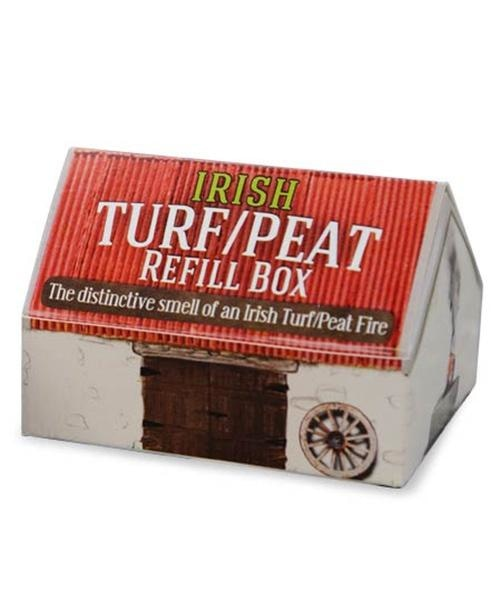 Peat Incense Refill Box - [The Turf Peat Incense Co.] - Souvenir - Irish Gifts