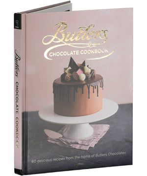 Butlers Chocolate Cookbook - [The O'Brien Press] - Books & Stationery - Irish Gifts