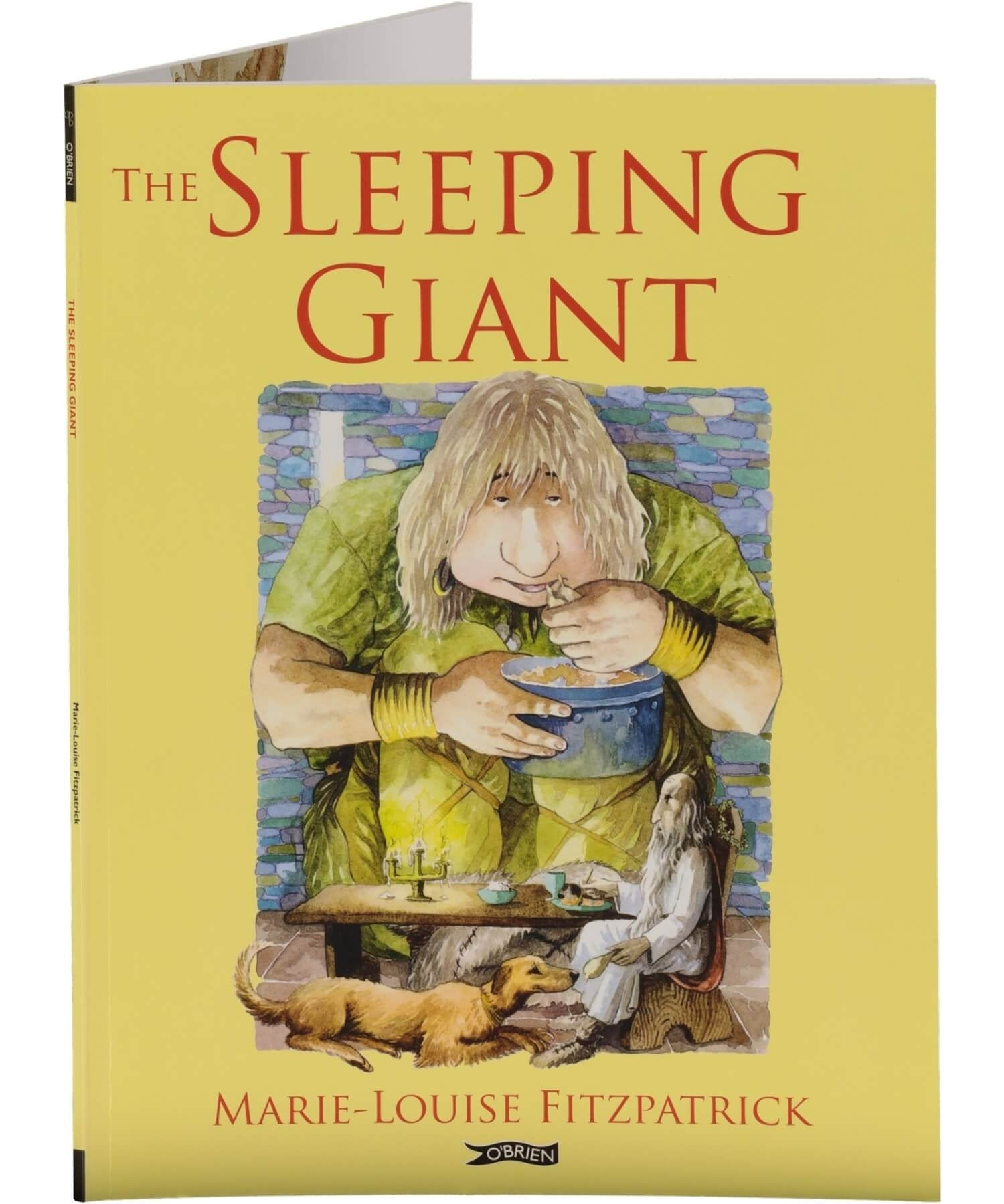 The Sleeping Giant - [The O'Brien Press] - Books & Stationery - Irish Gifts