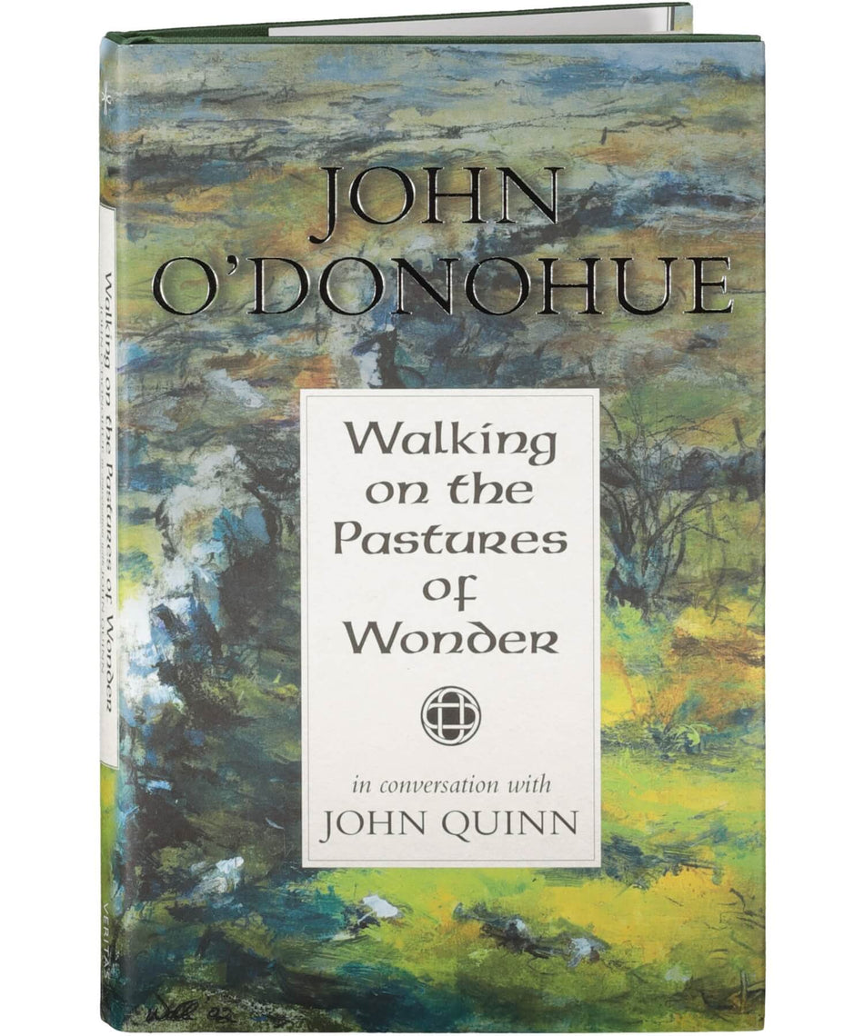 Walking On The Pastures Of Wonder - [Argosy Books] - Books & Stationery - Irish Gifts
