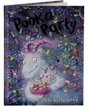 The Pooka Party - [The O'Brien Press] - Books & Stationery - Irish Gifts