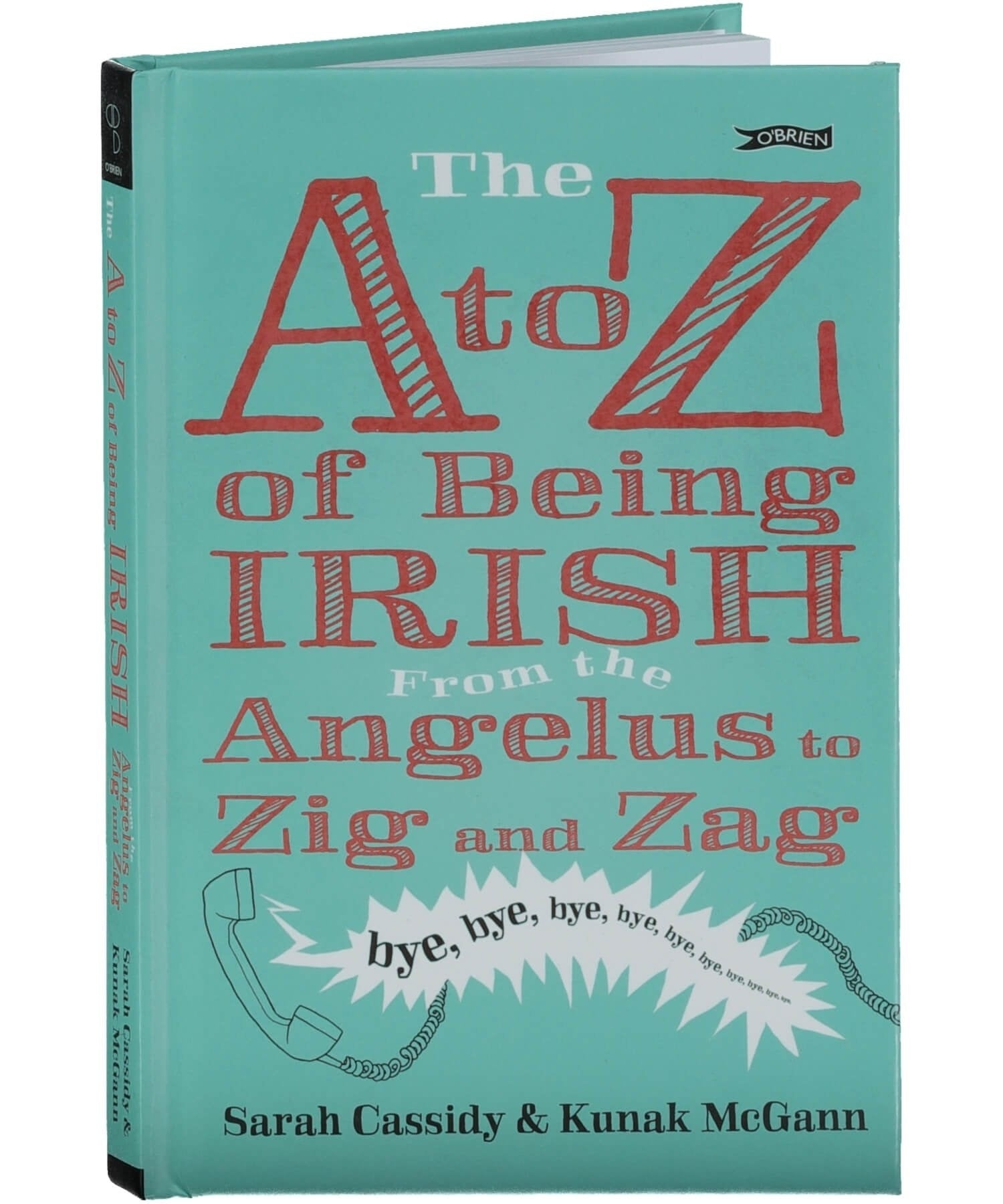 The A to Z of Being Irish - [The O'Brien Press] - Books & Stationery - Irish Gifts