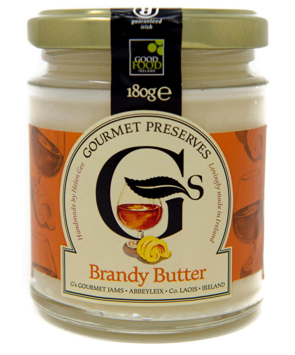 Brandy Butter - [Gourmet Preserves] - Food Gifts - Irish Gifts