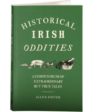 Historical Irish Oddities - [Gill & MacMillan] - Books & Stationery - Irish Gifts
