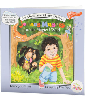 Johnny Magory in the Magical Wild - [Johnny Magory] - Books & Stationery - Irish Gifts