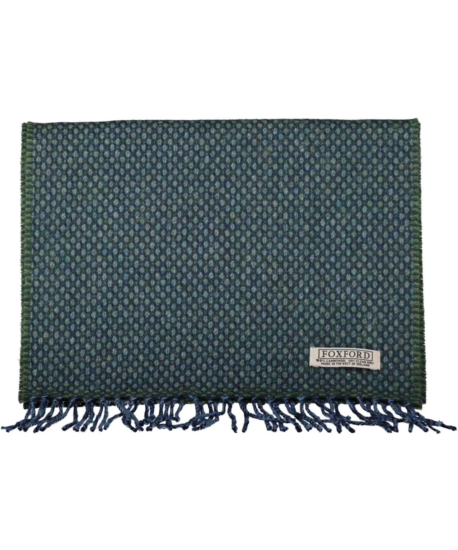 Lambswool Scarf - Studio - [Foxford] - Unisex Scarves - Irish Gifts
