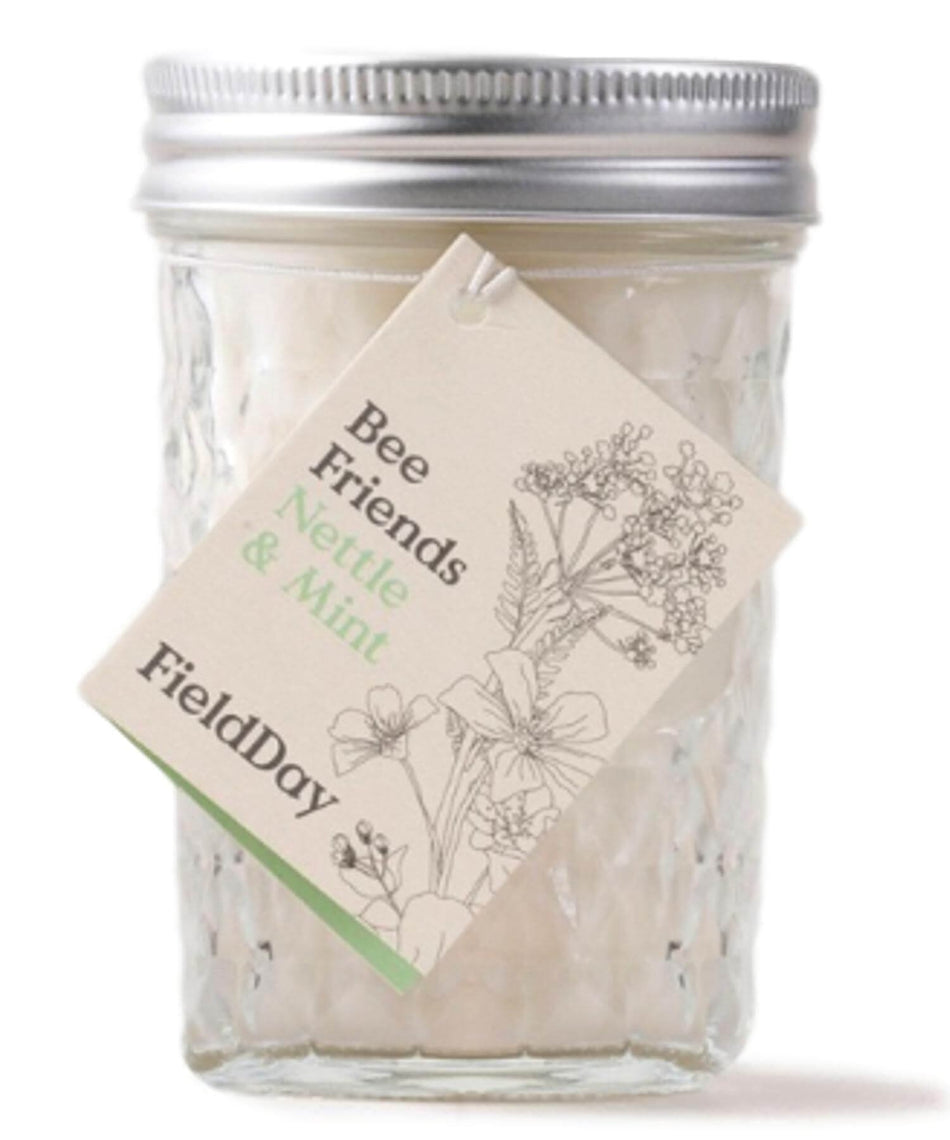 Jam Jar Collection - Nettle & Mint - [Field Day] - Home Fragrance - Irish Gifts